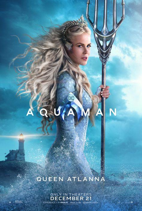 Aquaman-Chraracter-Posters-Queen-Atlanna
