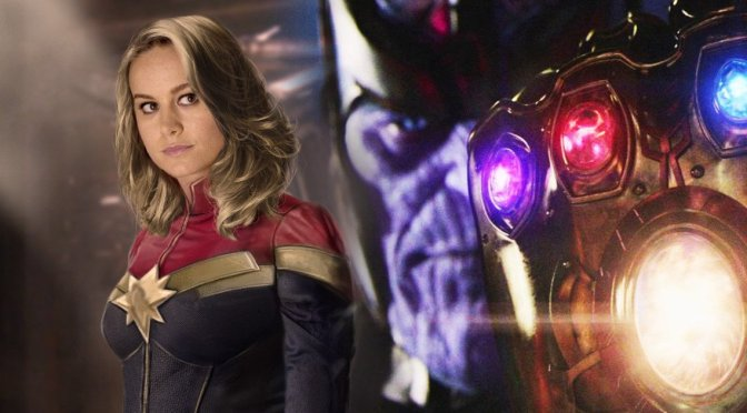 Will the Trailer for Avengers 4 Spoil the Plot of Captain Marvel?
