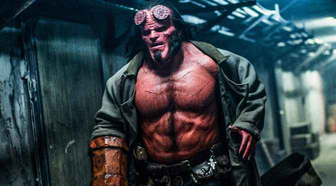 "Hellboy | New Image of David Harbour's ""Big Red"""