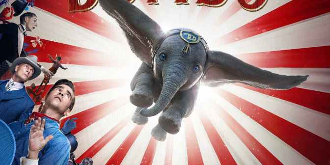 Dumbo | Find Your Courage With Disney's New Trailer