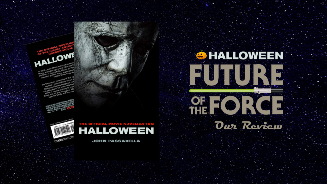 Book Review   Halloween (2018) The Official Movie Novelisation