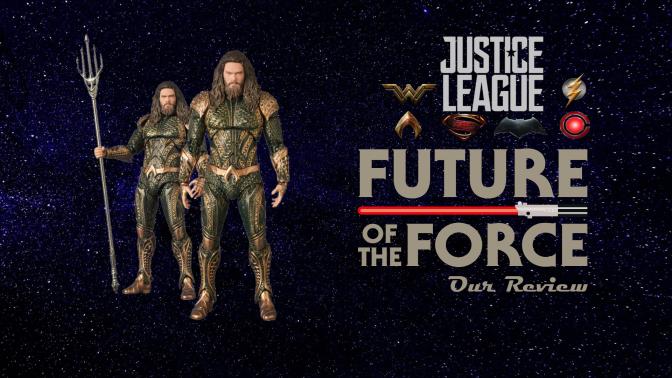 Justice League Review | Aquaman MAFEX (Medicom Toys)