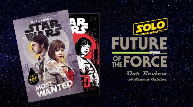 Book Review | Star Wars: Most Wanted (A Second Opinion)