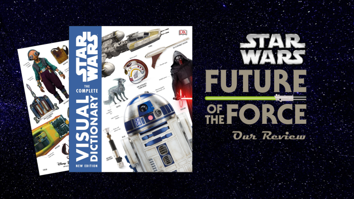 Book Review |Star Wars: The Complete Visual Dictionary (New Edition)