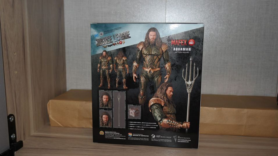 Mafex-Aquaman-Justice-League-Review-2