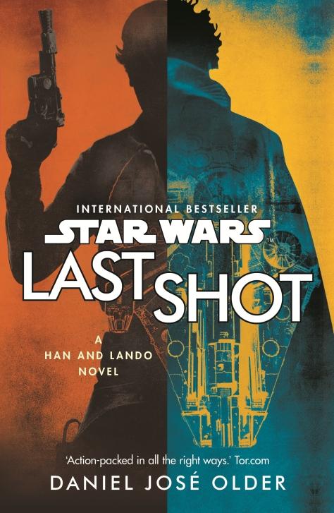 Book Review   Star Wars: Last Shot