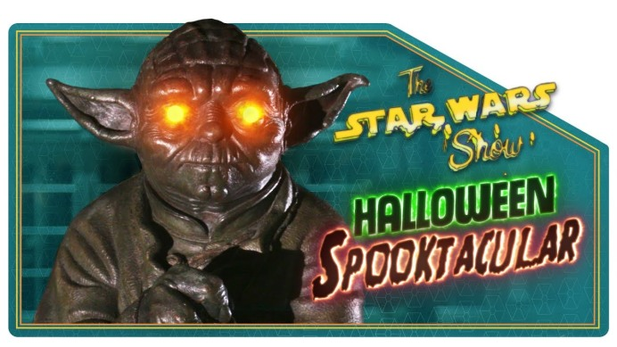 The Star Wars Show | Halloween Spooktacular!