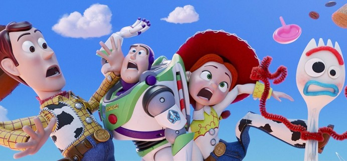 Toy Story 4 | The Teaser Trailers Emerge from The Toy Box