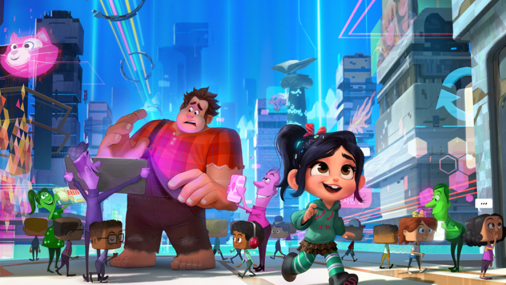 """Ralph Breaks the Internet 