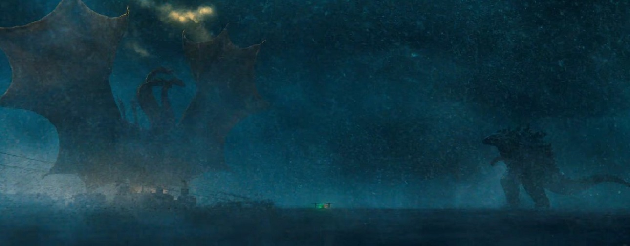 Godzilla: King of the Monsters   New Monstrous Trailer Unleashed
