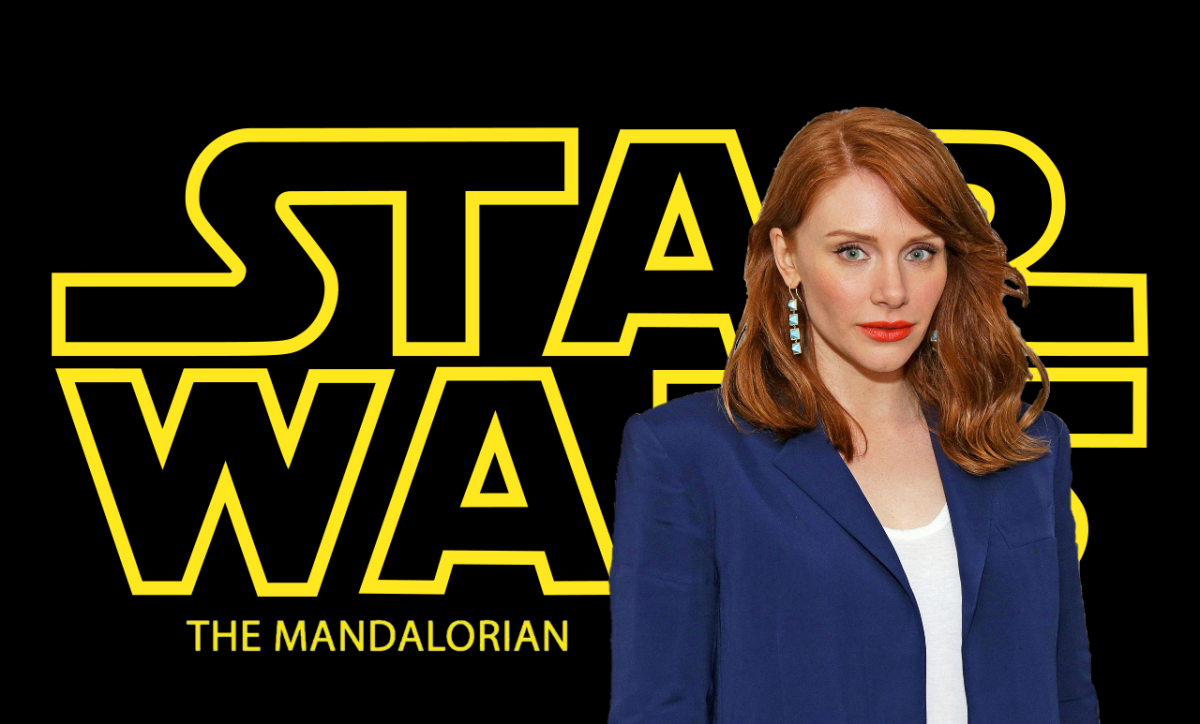 The Mandalorian | Bryce Dallas Howard Teases Us with Lightspeed