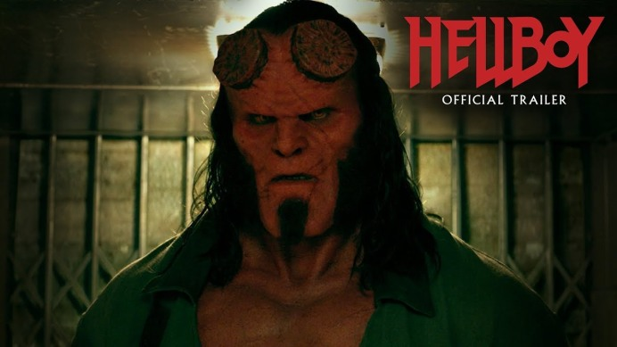 Hellboy | The Trailer Brings Monsters, Hellfire and Brimstone!