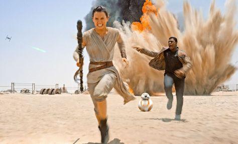 Star Wars   Unforgettable Moments: Rey