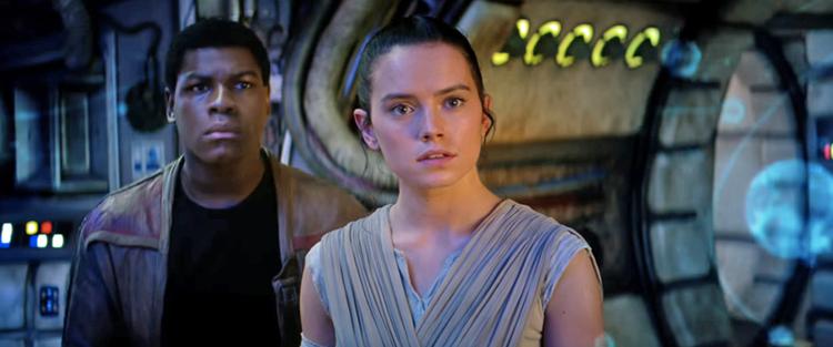 Star Wars | Unforgettable Moments: Rey