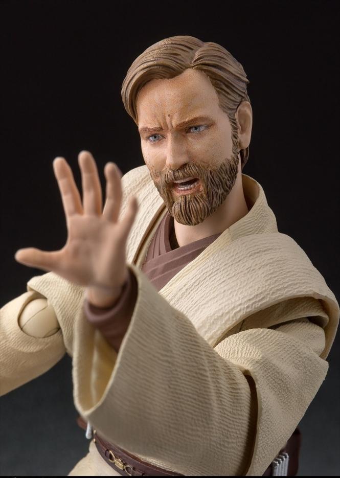 S.H Figuarts Obi-Wan Kenobi
