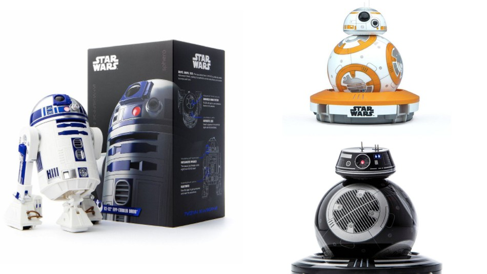 Sphero-Droid-Collection