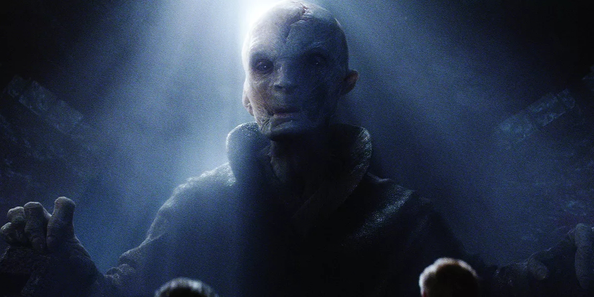 Star Wars | The Lost Stories: Supreme Leader Snoke (The Sequel Trilogy)