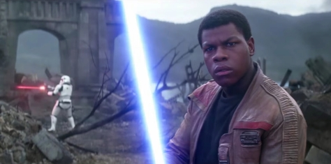 Star Wars   Unforgettable Moments: Finn