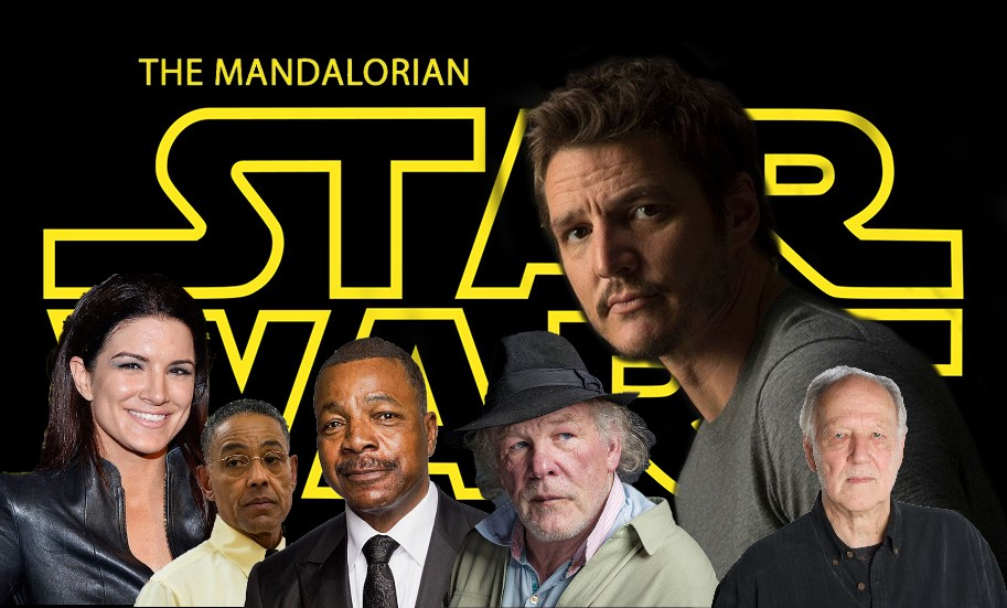 Star Wars | The Mandalorian Cast Officially Confirmed