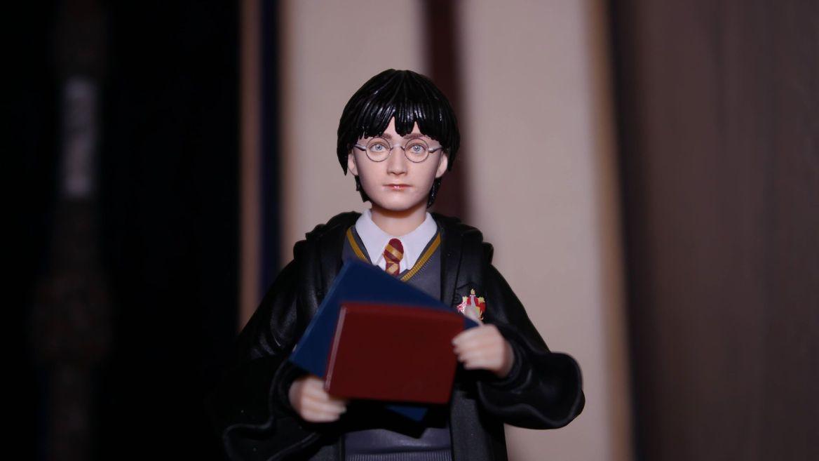 FOTF S.H Figuarts Harry Potter Review 10