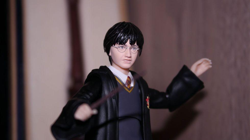 FOTF S.H Figuarts Harry Potter Review 15