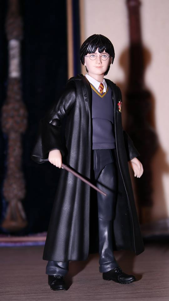 FOTF S.H Figuarts Harry Potter Review 8