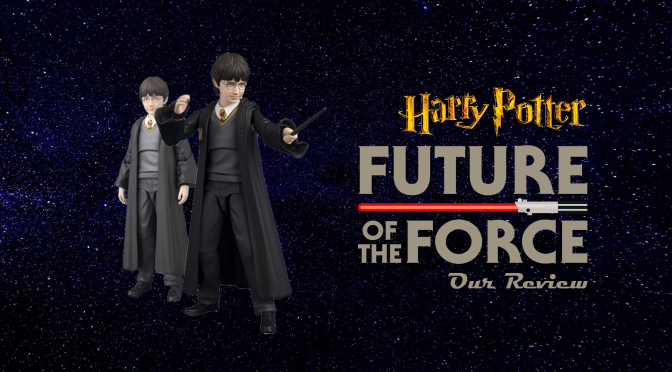 S.H. Figuarts Review | Harry Potter: Harry Potter And The Sorcerer's Stone