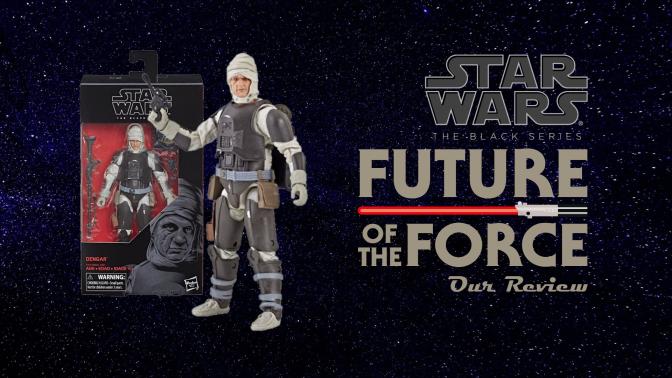 Black Series Review: Dengar | Star Wars: The Empire Strikes Back