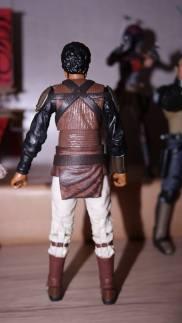 FOTF Star Wars Black Series Lando Calrissian (Skiff Guard) Review 10