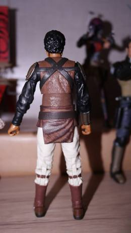 FOTF Star Wars Black Series Lando Calrissian (Skiff Guard) Review 10