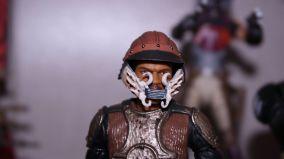 FOTF Star Wars Black Series Lando Calrissian (Skiff Guard) Review 4
