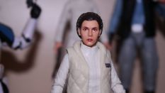 FOTF Star Wars Black Series Princess Leia (Hoth) Review 12