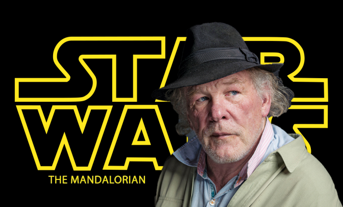 Star Wars | Nick Nolte Joins the Cast of The Mandalorian