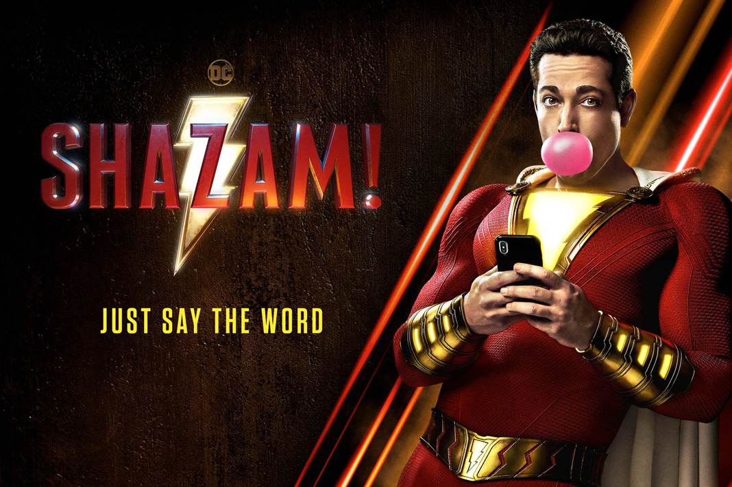 Shazam! | New Poster Unveiled