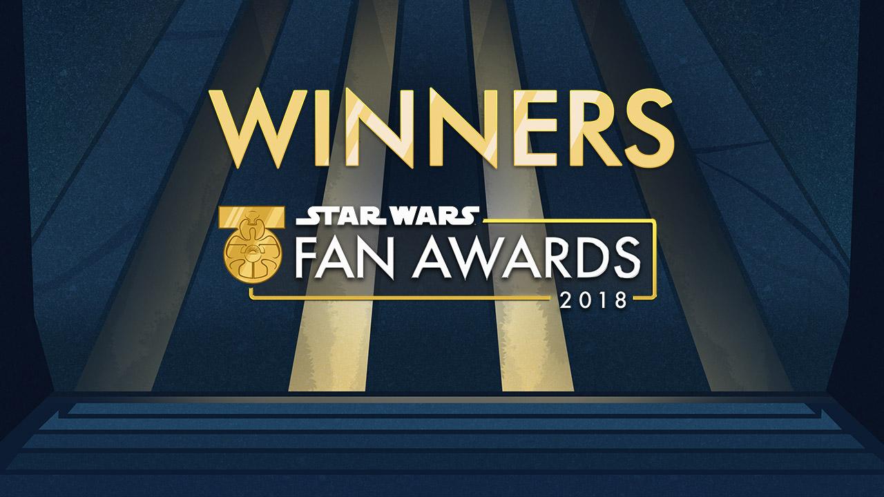 The Star Wars Show   The Star Wars Fan Awards 2018
