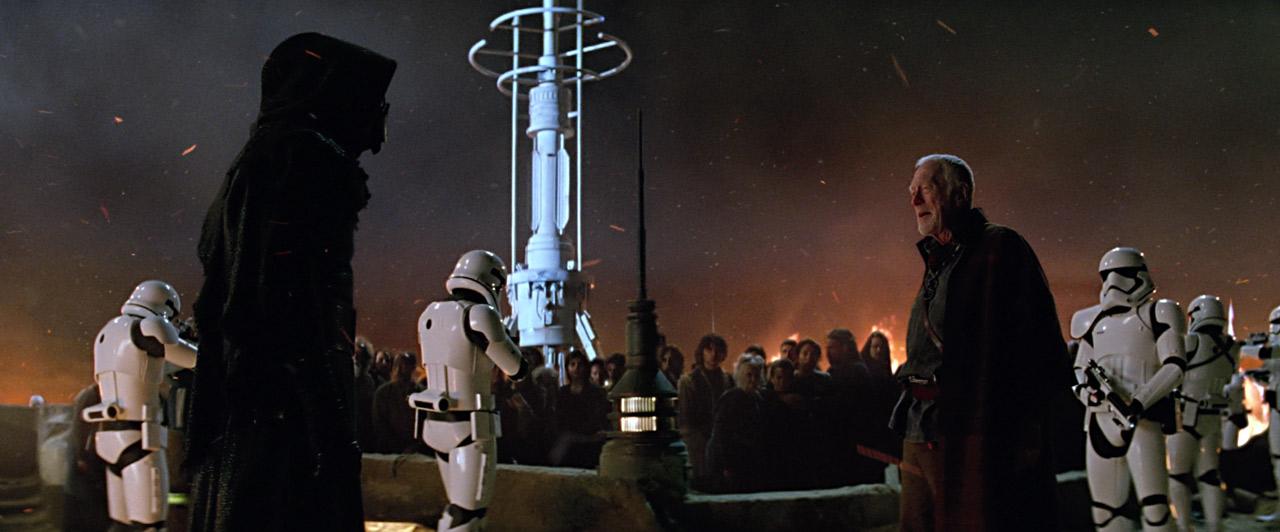 Star Wars   Unforgettable Moments: Kylo Ren