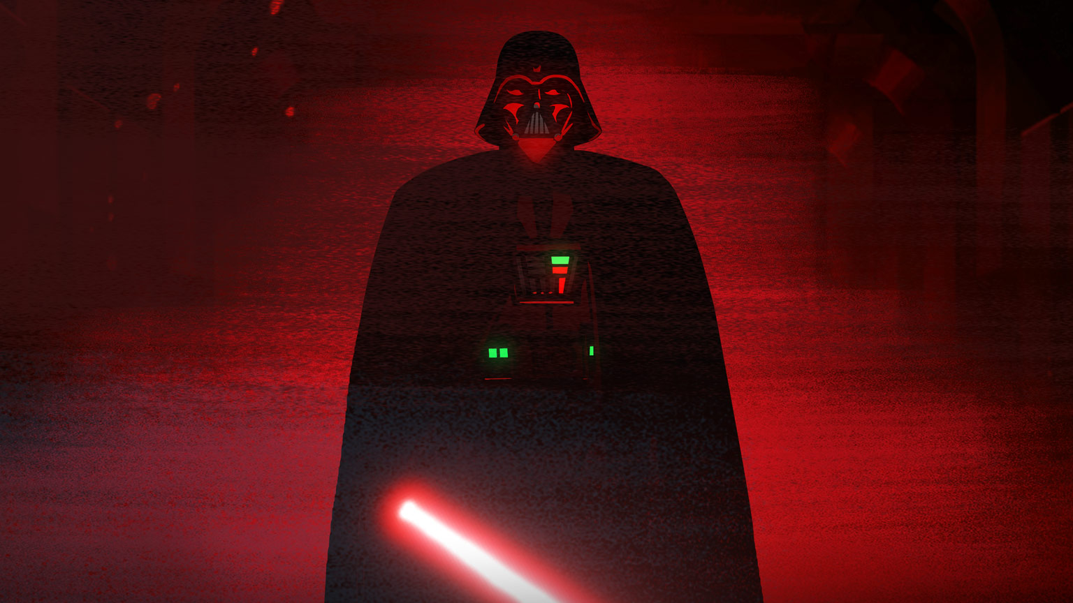 The all-new animated Star Wars shorts have arrived to share the Force…