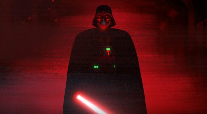 "Star Wars: Galaxy of Adventures | Darth Vader  ""Power of the Dark Side"""