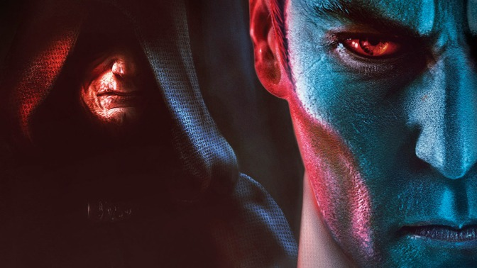 Star Wars Books | Thrawn Treason Announced