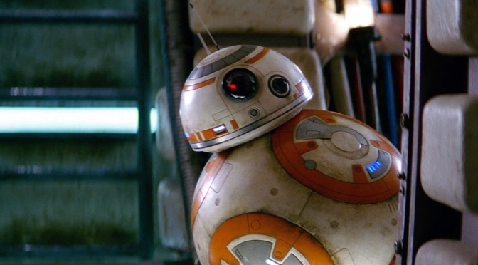 Star Wars | Unforgettable Moments: BB-8