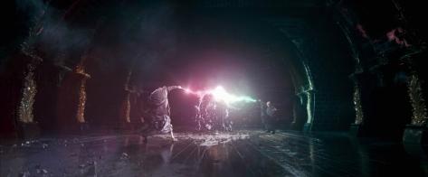 Dumbledore-Voldemort-Duel