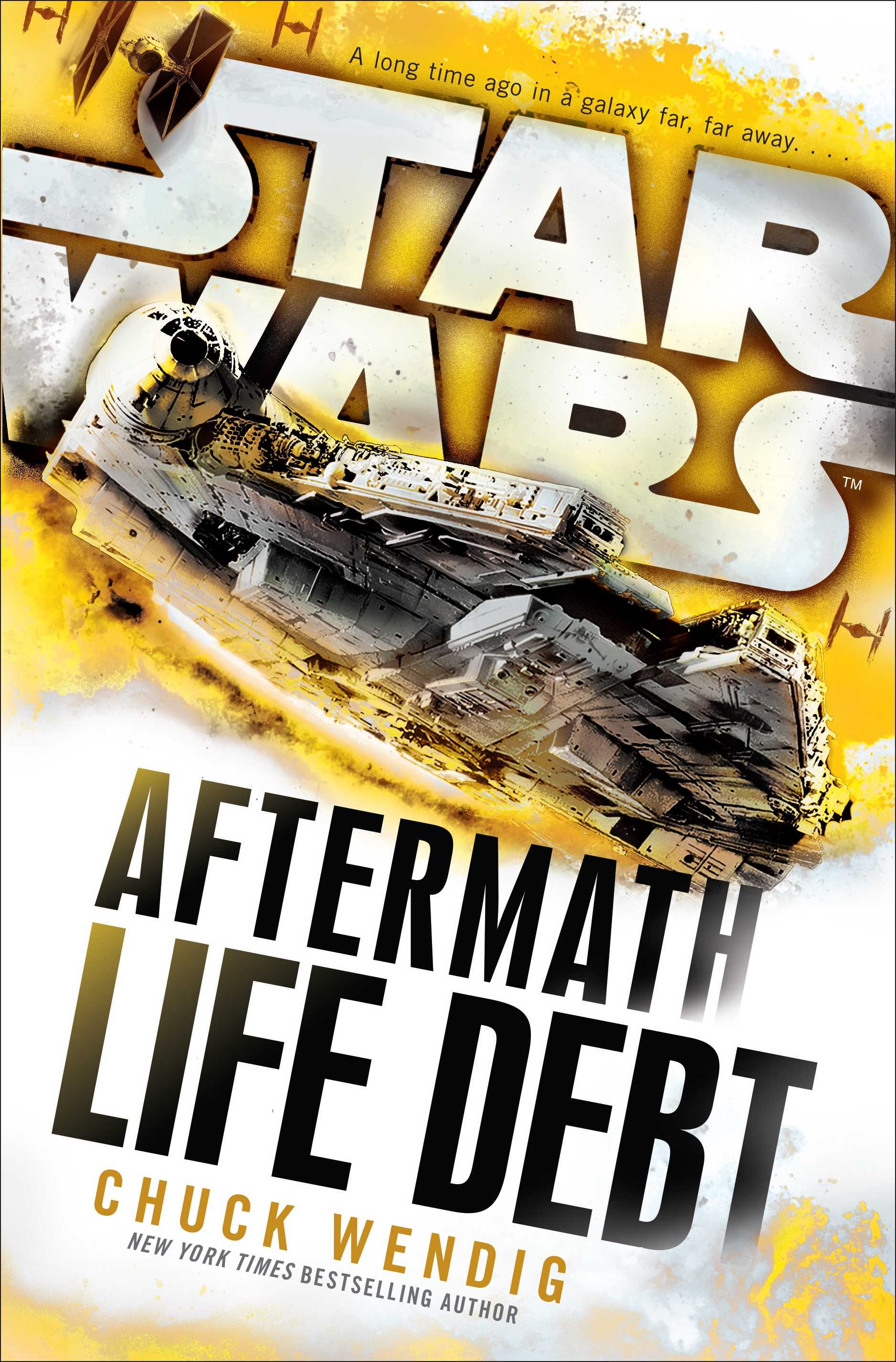 Book Review | Star Wars: Aftermath Life Debt