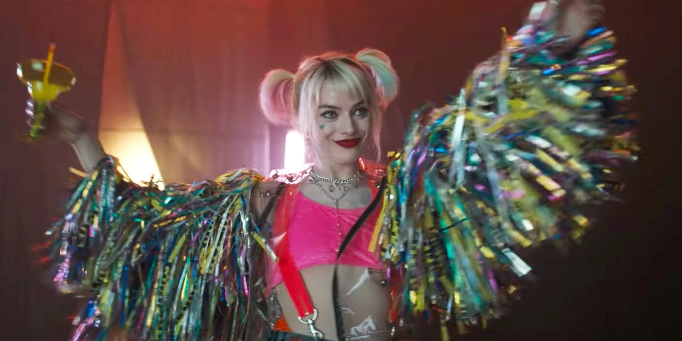 Harley Quinn is Back! | Margot Robbie Slips into Character in this First Look at Birds of Prey