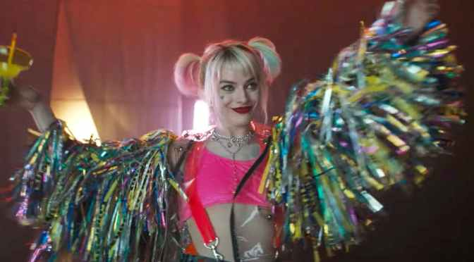 Harley Quinn is Back! | Margot Robbie Slips into Character in this First Trailer for Birds of Prey