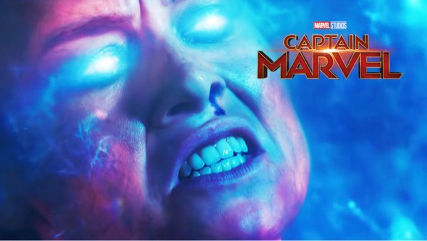 Captain Marvel   Brie Larson Reveals Her Powers in Marvel's Awesome New Trailer and Featurette