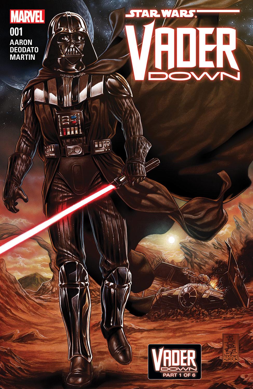 Comic Review | Star Wars: Vader Down