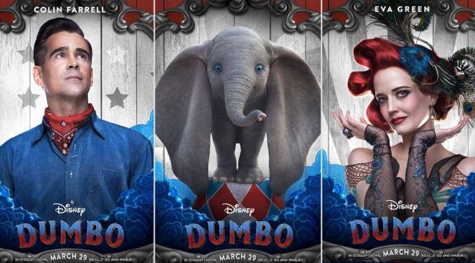 「dumbo poster」の画像検索結果