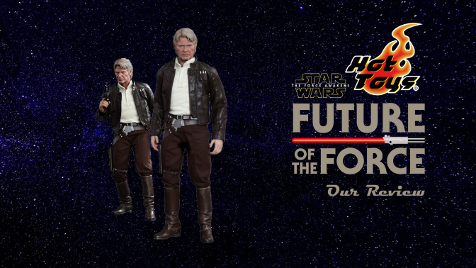 Hot Toys Review |  Han Solo – Star Wars: The Force Awakens (MMS374)