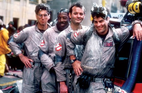 Who Ya Gonna Call? Ghostbusters Resurected