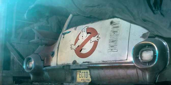 Jason Reitman's Ghostbusters III Already Has a Teaser Trailer!